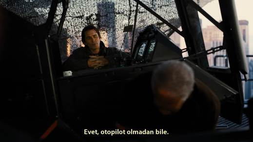 otopilot the dark knight rises
